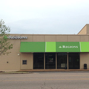 Regions Bank West Memphis Main in West Memphis