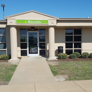 Regions Bank West Memphis Shopping Way in West Memphis