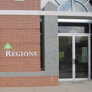 Regions Bank Jfk And Mccain in North Little Rock