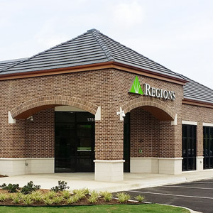 Regions Bank Chenal Promenade in Little Rock