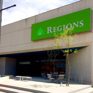 Regions Bank Conway Main in Conway