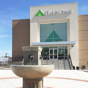 Regions Bank Hot Springs Main in Hot Springs