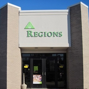 Regions Bank Mall in Hot Springs