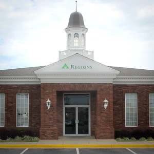 Regions Bank South Side in Fort Smith