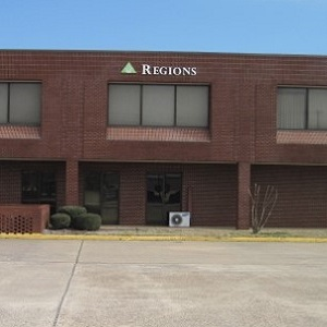 Regions Bank Beebe in Beebe