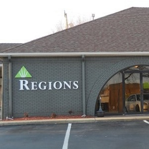 Regions Bank Cabot Downtown in Cabot
