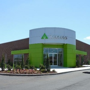 Regions Bank Central in Fort Smith