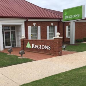 Regions Bank Paragould Midtown in Paragould