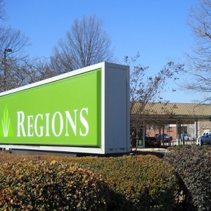 Regions Bank Forrest City Civic Ctr in Forrest City