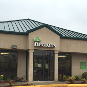 Regions Bank Greenbrier in Greenbrier