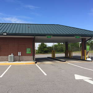 Regions Bank Northeast Remote Drive Thru en Morrilton
