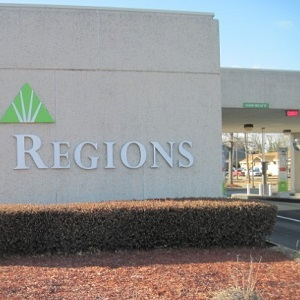 Regions Bank Searcy Main Remote Drive Thru in Searcy