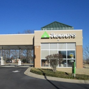 Regions Bank Cabot Southside Remote Drive Thru in Cabot