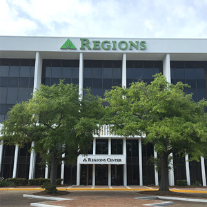 Regions Bank Pensacola Main N Baylen St in Pensacola