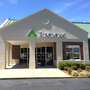 Regions Bank Niceville 1200 John Sims Pkwy in Niceville