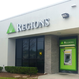 Regions Bank Eastgate Pensacola in Pensacola
