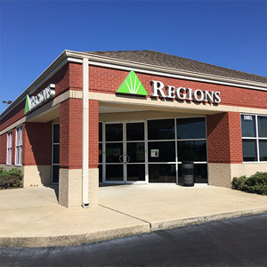 Regions Bank Bellview Pensacola in Pensacola