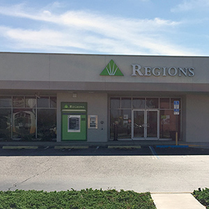 Regions Bank Tiger Point in Gulf Breeze