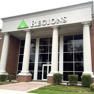 Regions Bank Centerville Rd in Tallahassee