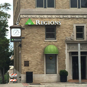Regions Bank Downtown Tallahassee in Tallahassee