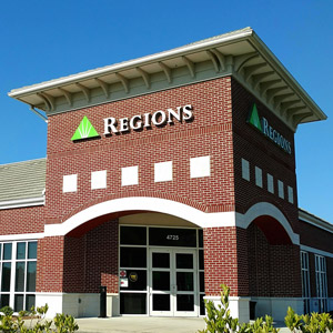 Regions Bank Pace in Pace