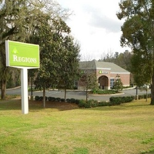 Regions Bank Apalachee Pkwy in Tallahassee