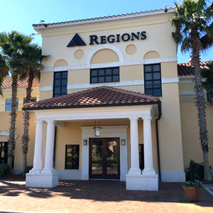 Regions Bank Grand Blvd in Miramar Beach