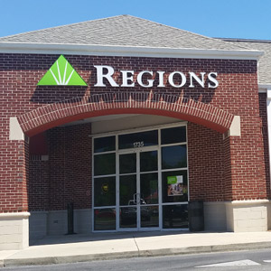 Regions Bank University Of West Florida in Pensacola