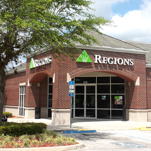 Regions Bank South Lakeland in Lakeland