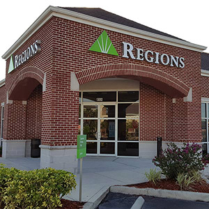 Regions Bank Nine Eagles in Tampa