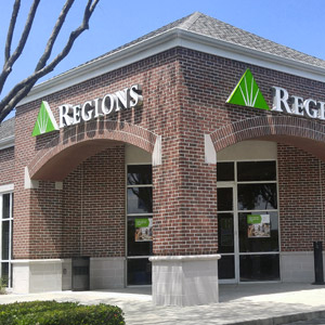Regions Bank Valrico en Brandon