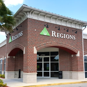 Regions Bank Van Dyke in Lutz