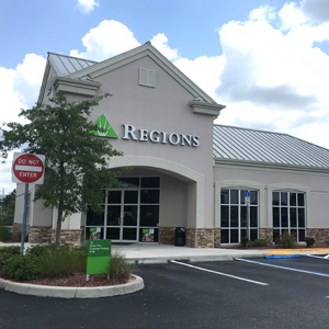 Regions Bank Verandah in Fort Myers