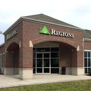 Regions Bank Peachland in Port Charlotte