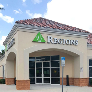 Regions Bank Rivers Edge in Bradenton