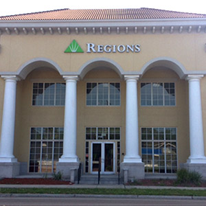 Regions Bank Downtown Clearwater en Clearwater