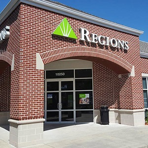 Regions Bank Wiregrass in Wesley Chapel