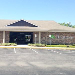 Regions Bank East Lake Woodlands in Oldsmar