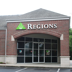 Regions Bank Plant City in Plant City