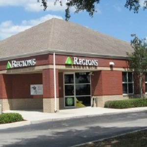 Regions Bank Brandon Town Center in Brandon