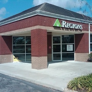 Regions Bank New Tampa in Tampa