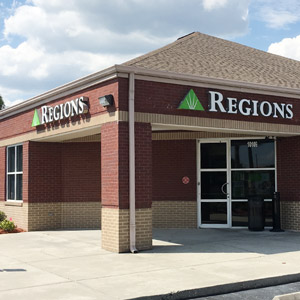 Regions Bank Town And Country en Tampa