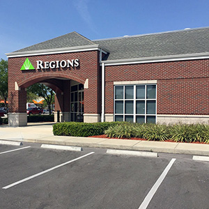 Tampa South Dale Mabry Regions Bank