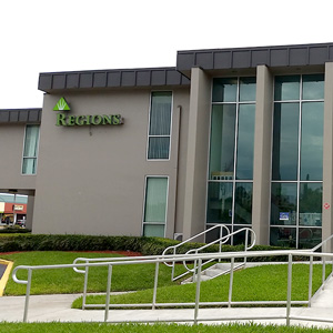 Regions Bank Hudson Fl in Hudson