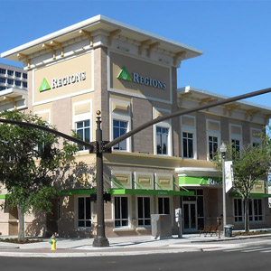 Regions Bank Downtown St Pete in St. Petersburg