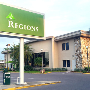 Regions Bank Tri City in Clearwater