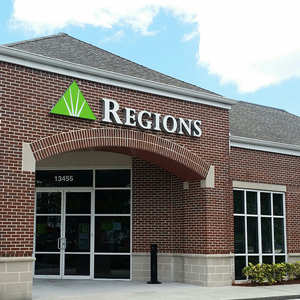 Regions Bank Englewood in Port Charlotte