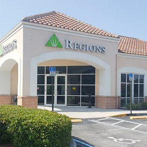 Regions Bank North Venice in Venice