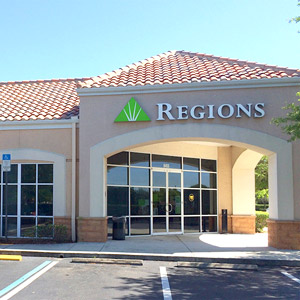 Regions Bank University Parkway in Sarasota