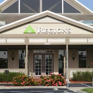 Regions Bank Punta Gorda in Punta Gorda